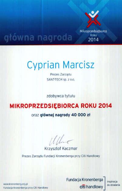 Mikroprzedsiębiorca roku