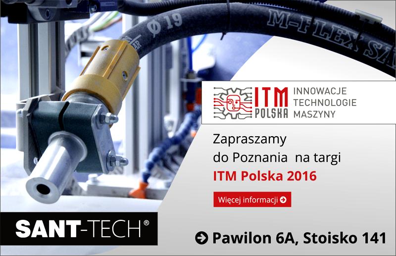 Zapraszamy na Targi ITM Polska