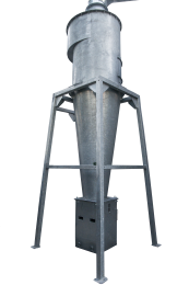 Separator ścierniwa (cyklon) DS 5000