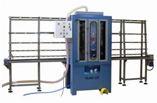 Piaskarka do szkła półautomatyczna GLASS-220